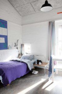 Dit nye værelse på ungdomshøjskole