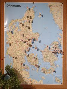Hele Danmark er på Egå Ungdoms-Højskole.